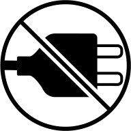 Do not recharge